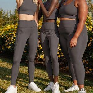 Girlfriend Collective Compressive HR 7/8 Legging